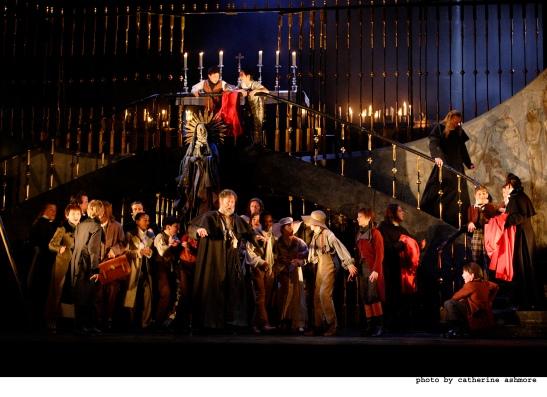 Tosca - Actul I