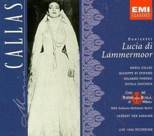 Lucia di Lammermoor - Karajan, Calls, Live 1955