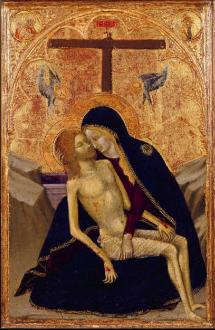 Pieta Icon