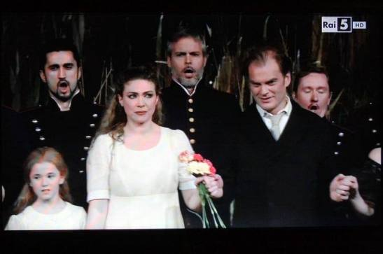 Lohengrin - Teatro alla Scala 2012