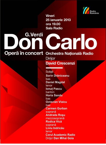 Don Carlo la Sala Radio