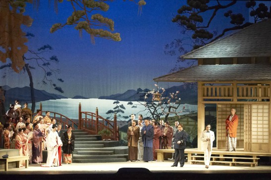 Madama Butterfly - Act 1, Viena
