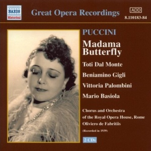 Madama Butterfly - 1938