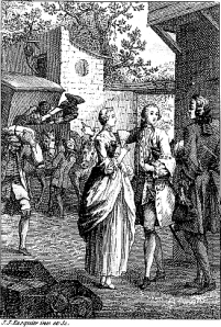 Manon Lescaut și des Grieux