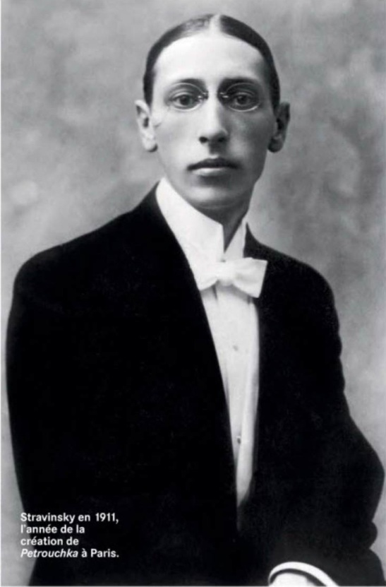 Igor Stravinsky (1911)