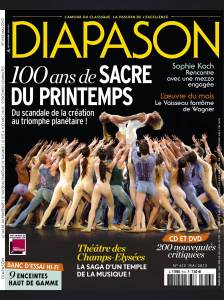 Diapason (mai 2013)