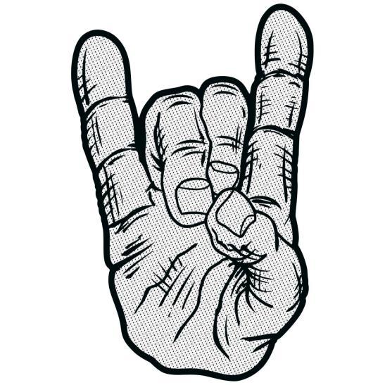 Rock hello