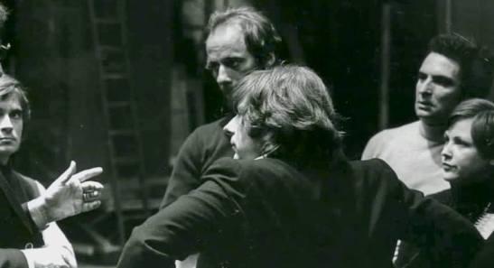 Vasile Moldoveanu - Duca di Mantova directed by Roman Polanski (Munchen, 1976)