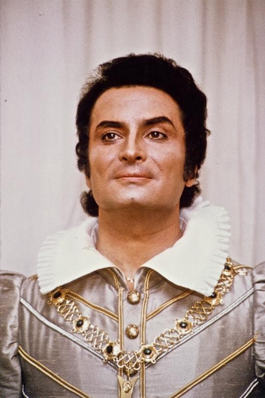 Vasile Moldoveanu - Ducele de Mantua din Rigoletto, regizat de Roman Polanski (Munchen, 1976)