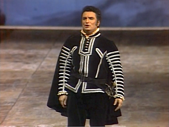 Vasile Moldoveanu la Metropolitan Opera (1980) - Don Carlo de Giuseppe Verdi