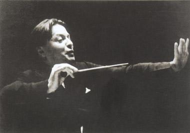 Enescu dirijor