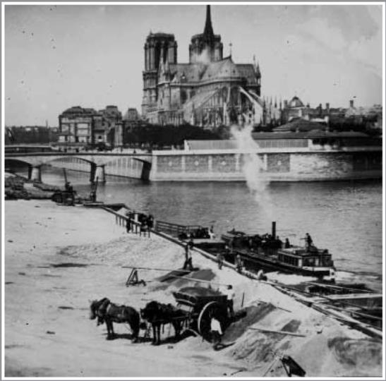 Paris, 1880 (foto Roger Viollet)