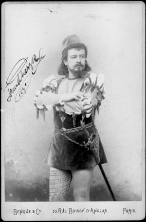 1891 - Jean des Reszke