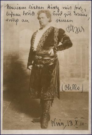 1910 - Leo Slezak