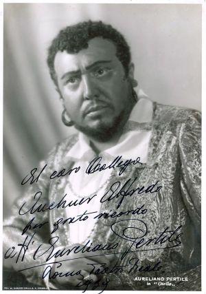 1939 - Aureliano Pertile