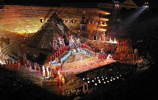 Aida -  Arena di Verona, 2013