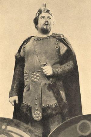 Arthur Carron (în rolul lui Tristan)