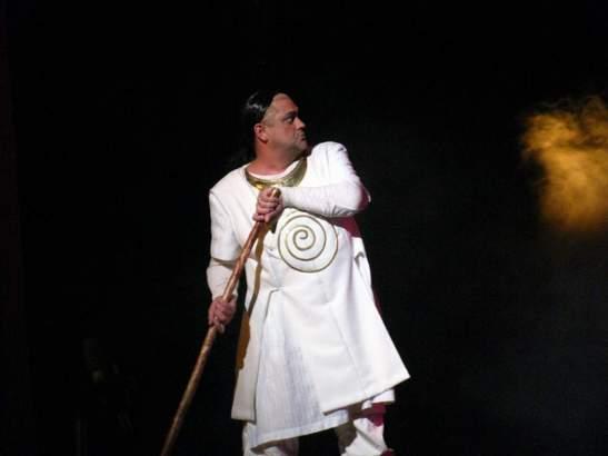 Ștefan Ignat în rolul lui Oedipe, la ONB - (c) CIMEC/Costin Popa