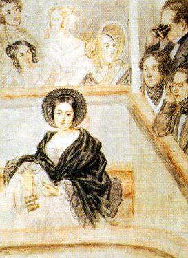 Portret al lui Marie Duplessis, cea care a inspirat romanul