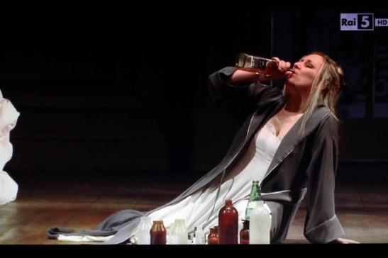 La traviata - Diana Damrau, Teatro alla Scala 2013 (r. D. Cerniakov)