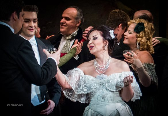 Elena Moșuc - La traviata @ ONB 2014 - (c) Romeo Zaharia