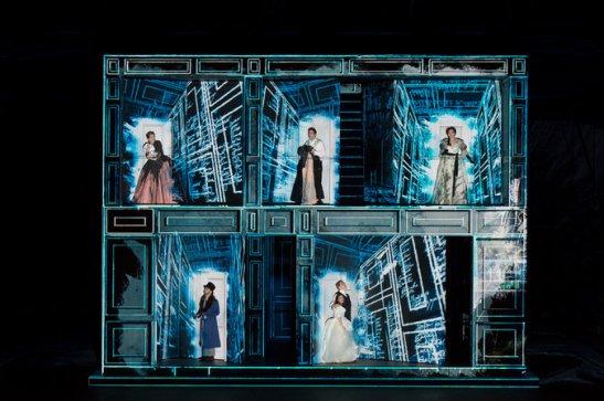 Don Giovanni - ROH, 2014