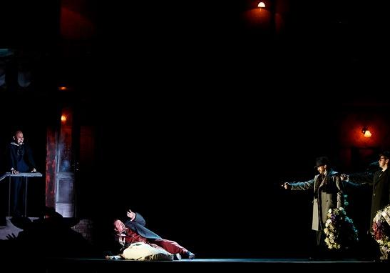 Rigoletto @ ONB - sursa foto: Ziaul Metropolis/ Petrică Tănase