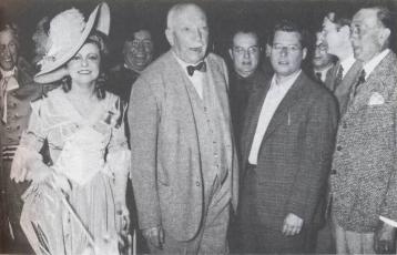Maria Cebotari și Richard Strauss (1935)