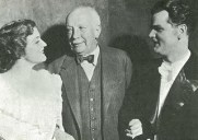Viorica Ursuleac, Richard Strauss, Alfred Jerger - la premiera absolută a operei Capriccio (1942)
