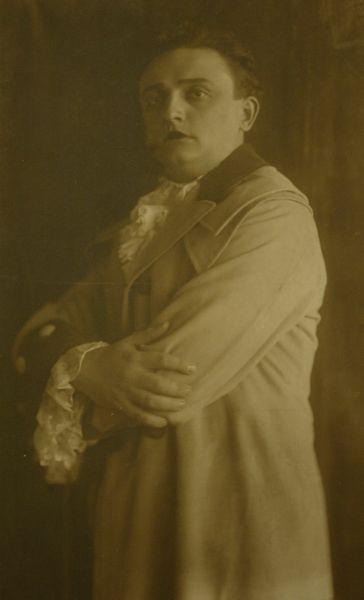 Traian Grozăvescu - Mario Cavaradossi