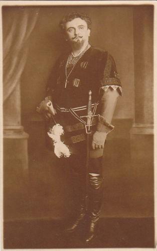 Traian Grozăvescu - Vasco da Gama (L'Africaine de Meyerbeer)