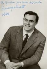 Luciano Pavarotti (cca. 1962-1963)