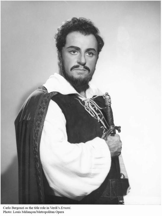 Carlo Bergonzi - Ernani