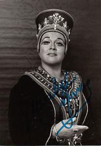 Voci pentru Aida: Marilyn Horne în rolul lui Amneris