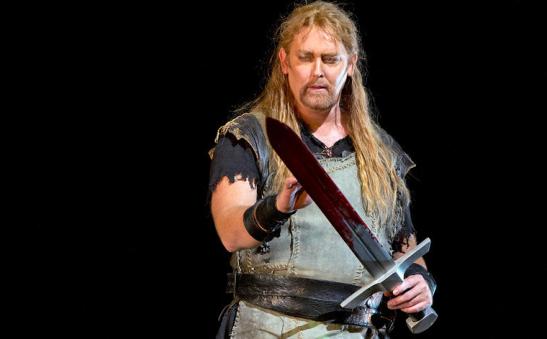 Wagnerienii de azi: Jay Hunter Morris în rolul lui Siegfried la Met
