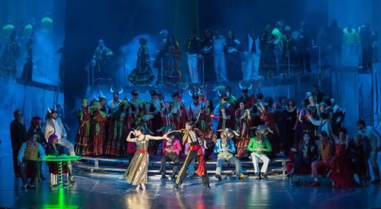 La Traviata - Opera Națională Iași - (c) Cristian Popescu