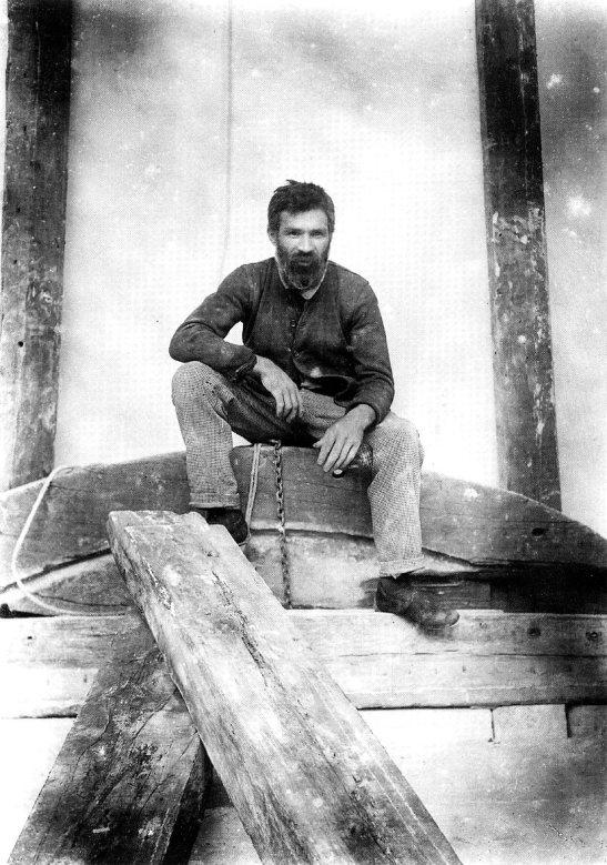 Mario Cavaradossi  - Constantin Brâncuși (autoportret, 1915)