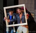 La bohème, actul I - Opera Națională Iași  - (c) Dușa Ozolin