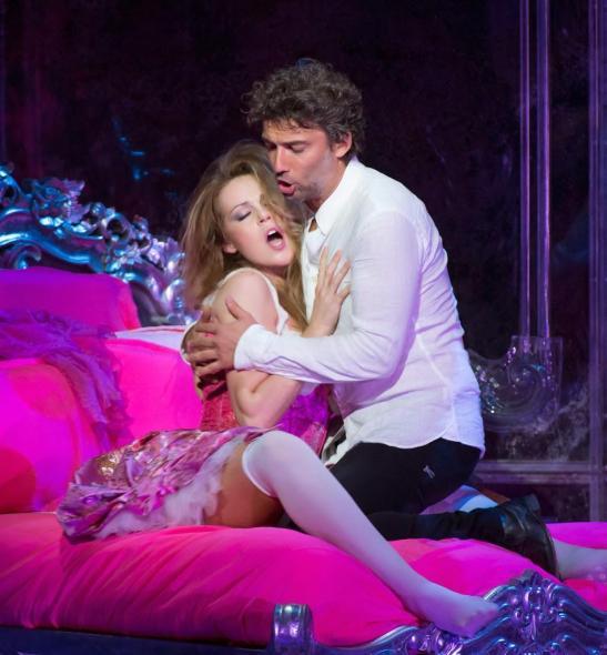 Kristīne Opolais, Jonas Kaufmann - Manon Lescaut @ ROH, 2014