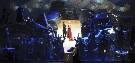 La fanciulla del West, Opera Bastille, 2013