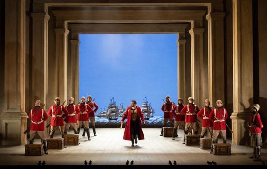 Haendel: Giulio Cesare la Metropolitan Opera, 2013