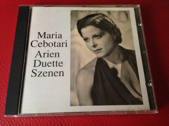 Cebotari CD