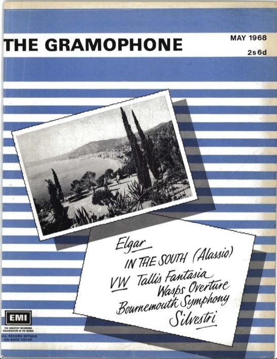 Gramophone - mai 1968