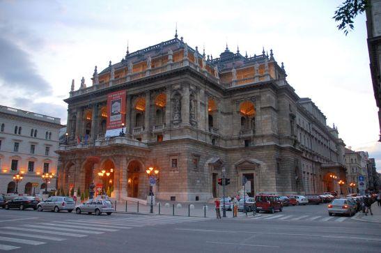Opera Budapest