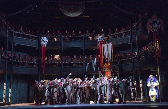 Turandot - Royal Opera House (1984-2014), regis: Andrei Șerban