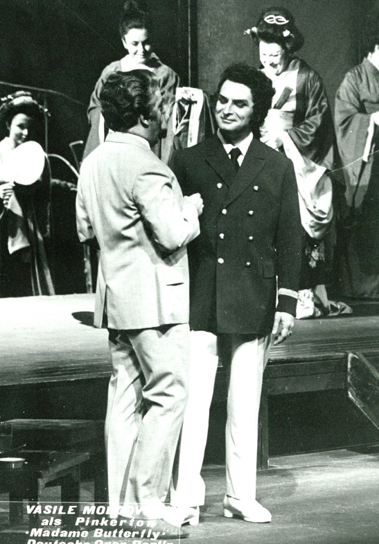 Madama Butterfly, Fort Worth, 1977