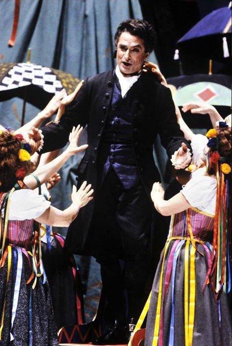 Manon Lescaut, Paris, 1991, regia: Robert Carsen - (c) Biblioteca Națională a Franței