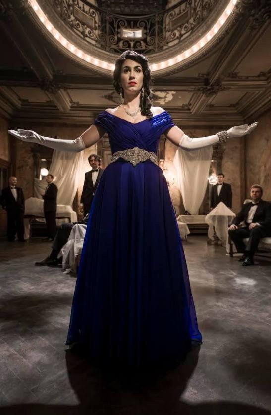 Aurelia Florian - La traviata, ONB 2014