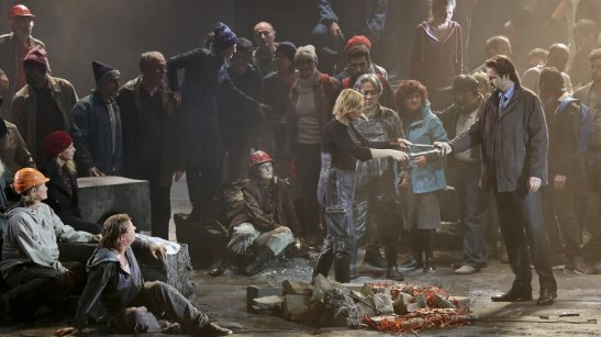Fidelio - Teatro alla Scala, 2014