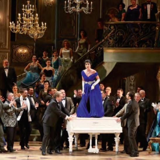 Paul Curran montează pentru prima oară La Traviata: deschiderea stagiunii la Opera Națională București, cu Aurelia Florian în rolul titular